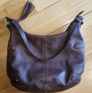 🌿Sigrid Olsen Chocolate Brown Hobo